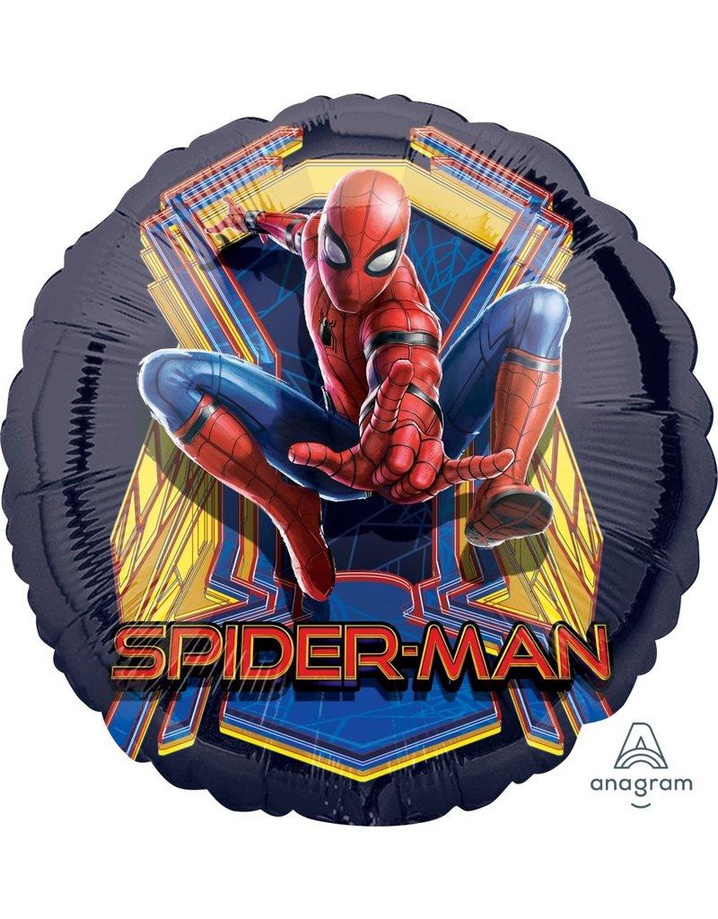"Spiderman Far From Home 18"" Mylar Balloon"