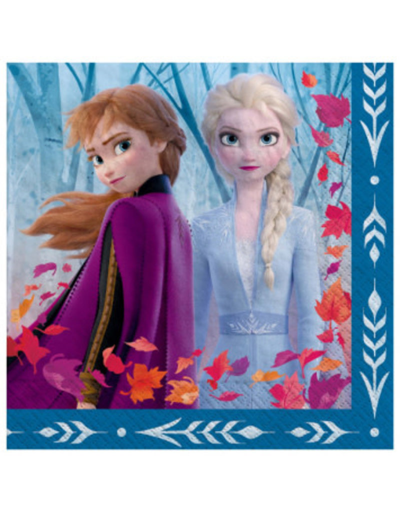 ©Disney Frozen 2 Luncheon Napkin (16)