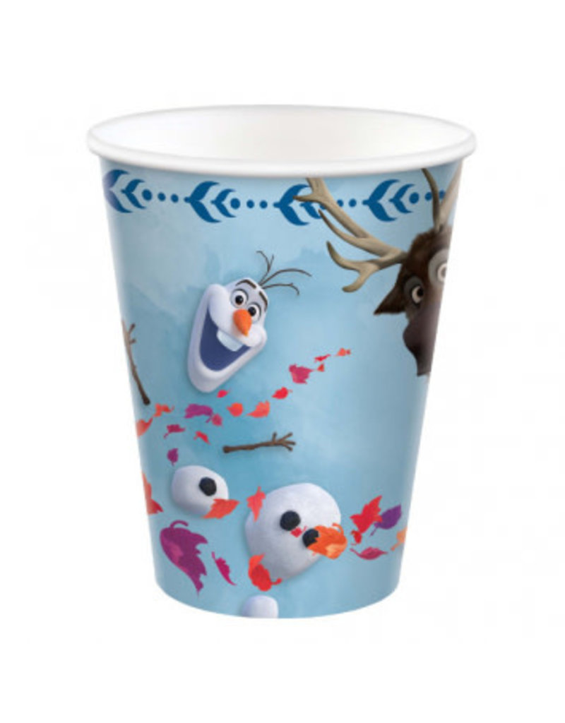 ©Disney Frozen 2 Cups, 9 oz.