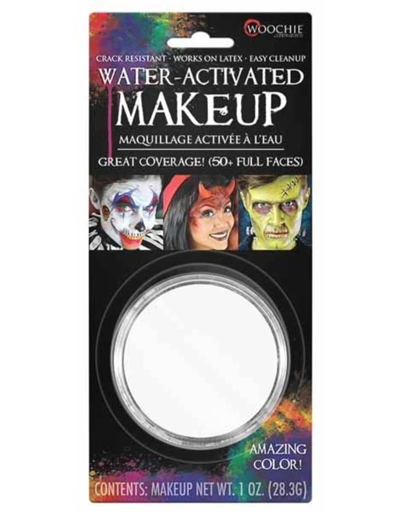 White Water Activated Makeup