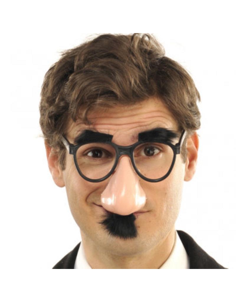 Funny Glasses Mr Boss