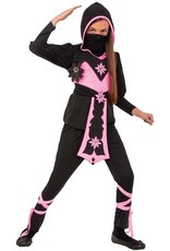 Child Pink Crystal Ninja Small (4-6)