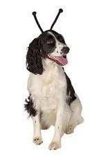 Dog Costume Antennas Black M/L