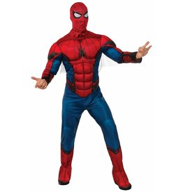 Men's Costume Spiderman Homecoming Standard