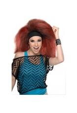 Rocking Red Wig