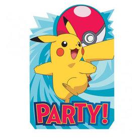 Pokemon™ Postcard Invites
