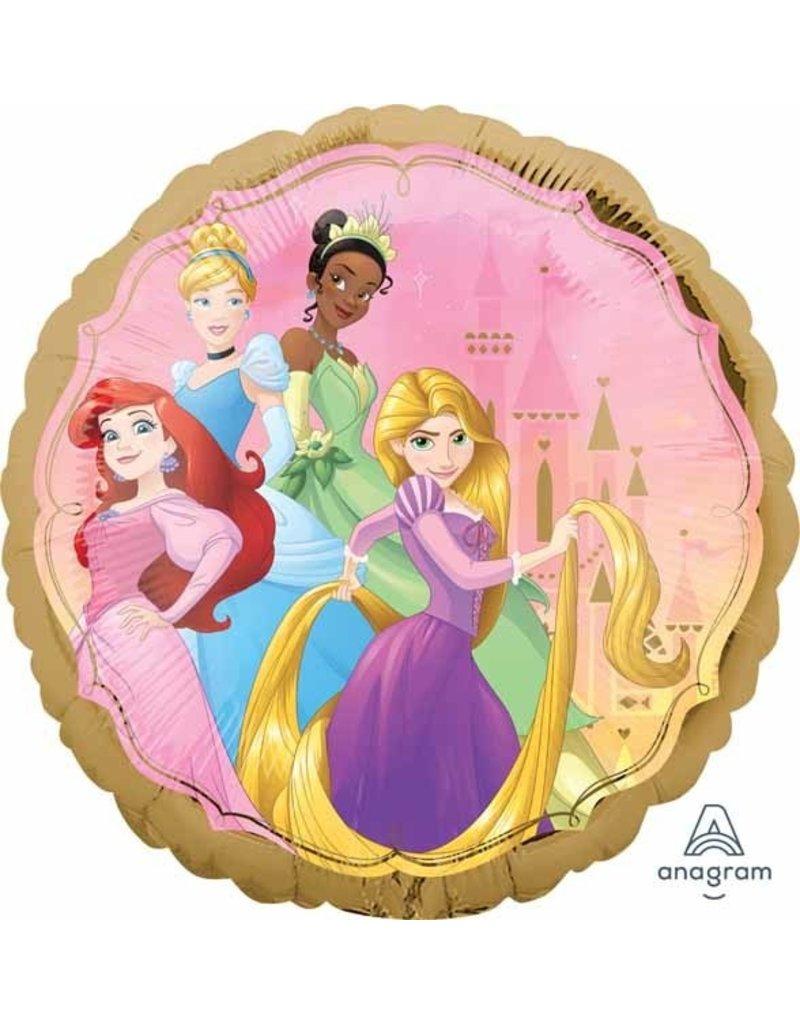 """Disney Princess Once Upon A Time 18"""" Mylar Balloon"""