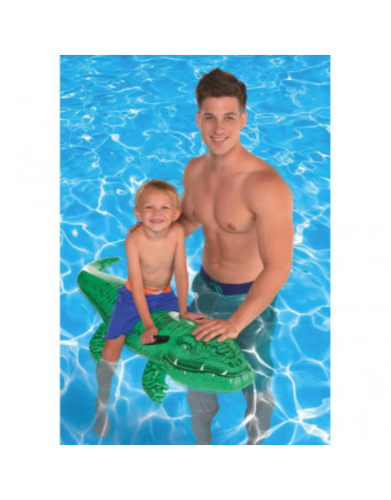 Crocodile Ride-on Pool Toy