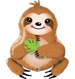"Sweet Sloth 39"" Mylar balloon"