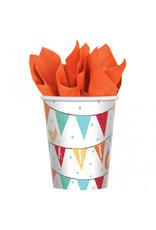 Barnyard Birthday Cups, 9 oz. (8)