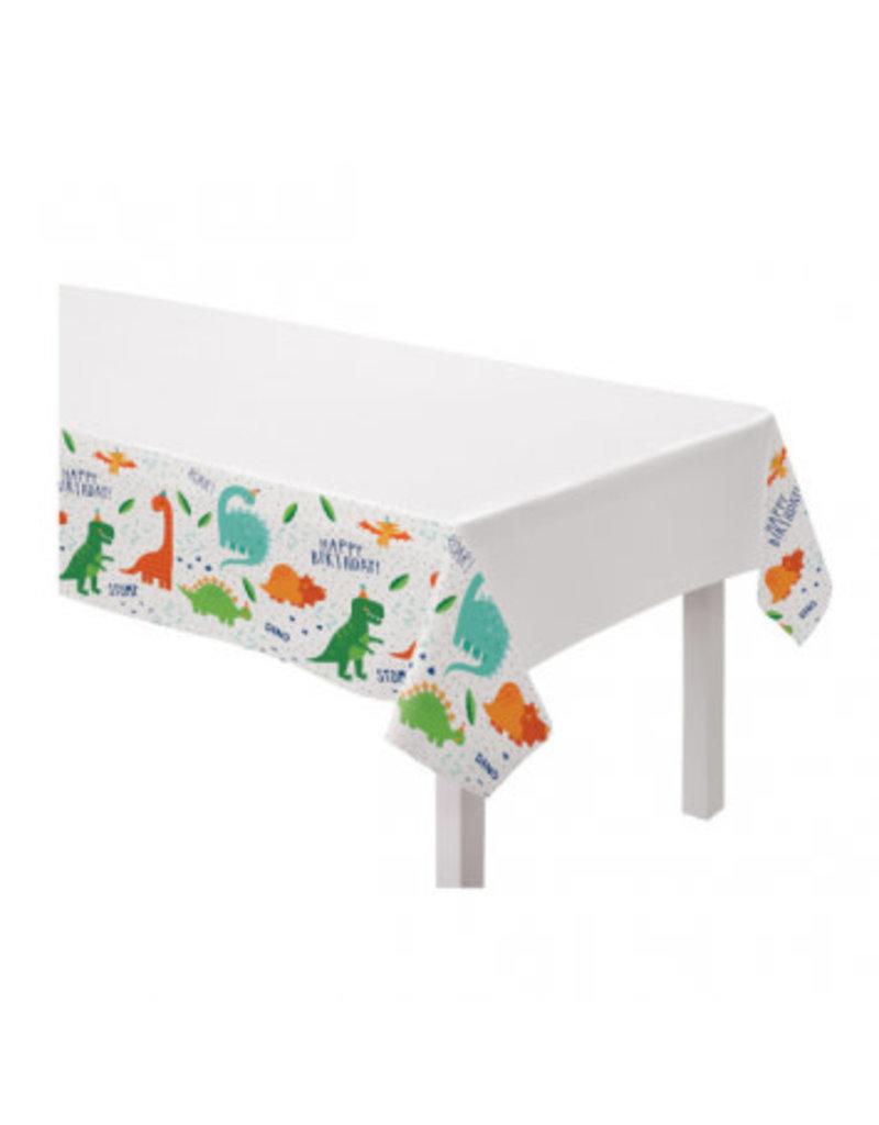 Dino-Mite Plastic Table Cover