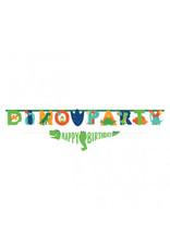 Dino-Mite Jumbo Letter Banner Kit