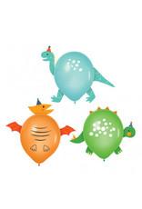Dino-Mite Latex Balloon Decoration Kit