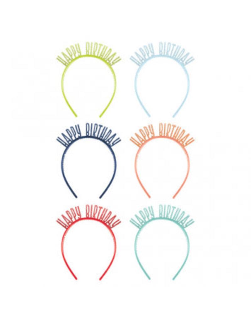 A Reason to Celebrate Glitter Plastic Headbands