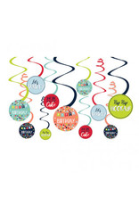 A Reason to Celebrate Spiral Decoration Value Pack