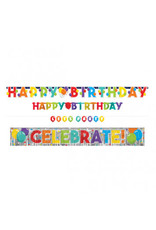 Birthday Celebration 4-in-1 Value Pack Banners