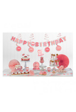 Birthday Pink Mini Decorating Kit