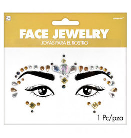Face Jewels - Gold