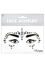 Face Jewels - Silver