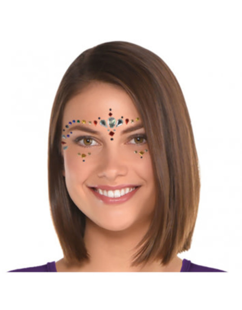 Face Jewels - Rainbow