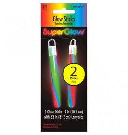 """4"""" Glow Stick - Swizzle"""