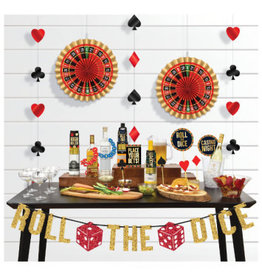 Casino Bar Decorating Kit