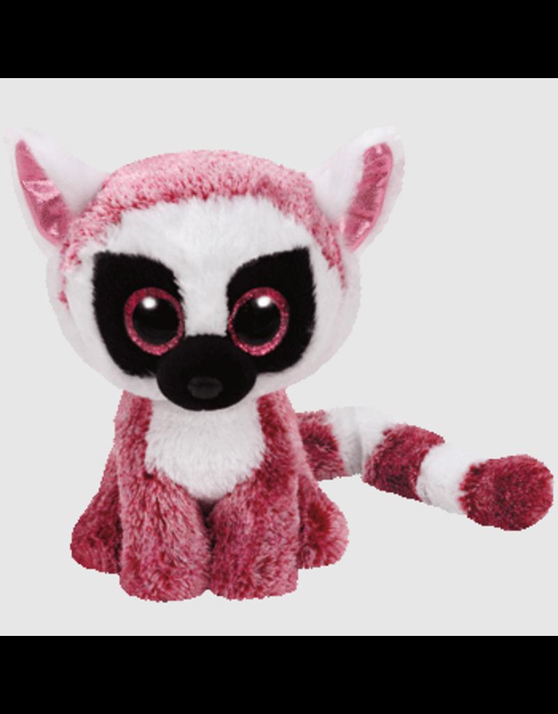 Beanie Boo Leeann Lemur