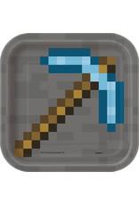"Minecraft 7"" Plates"