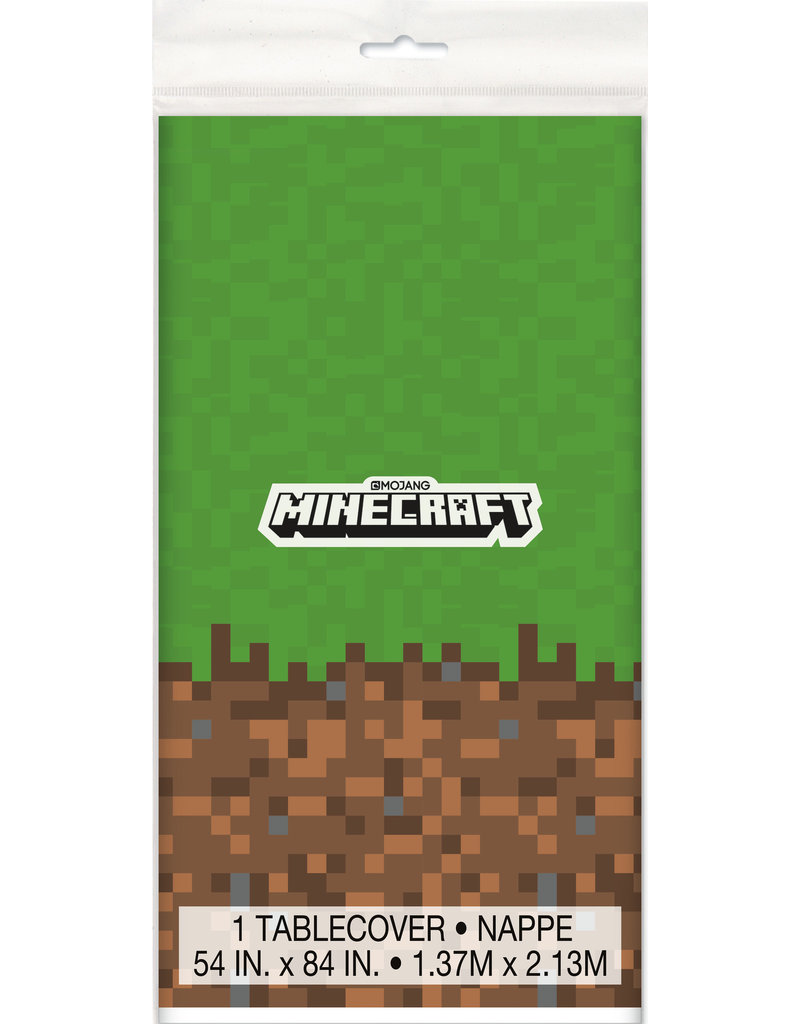 Minecraft Table Cover
