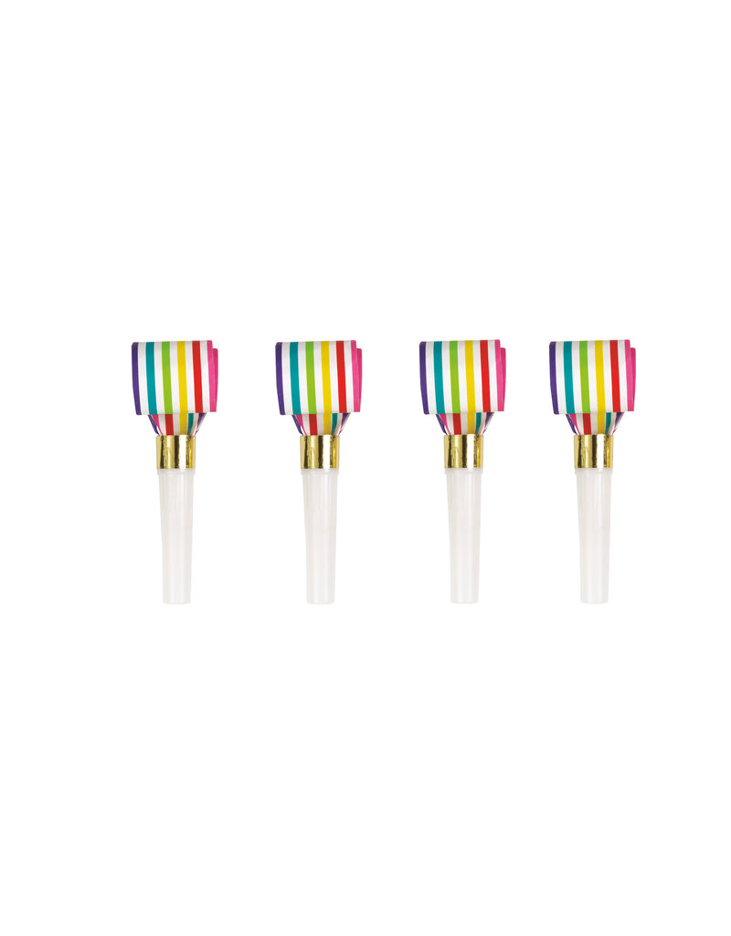Rainbow Stripe Blowout (8)