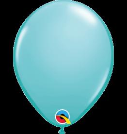 "5"" Balloon Caribbean Blue"