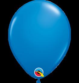 "5"" Balloon Dark Blue"