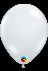 """5"""" Balloon Diamond Clear"""