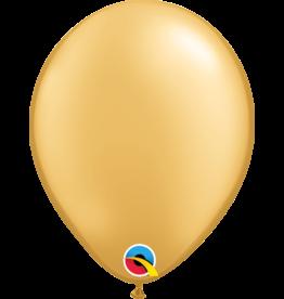 """5"""" Balloon Gold"""