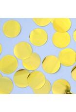 Metallic Gold Confetti Dots
