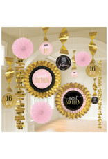Blush Sixteen Paper And Foil Decorating Kit