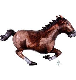 "Galloping Horse 40"" Mylar Balloon"