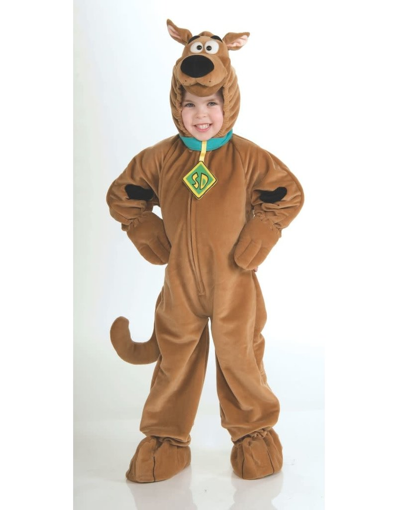 Children's Costume Scooby Doo (Small 4-6)