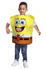 Toddler Spongebob (2-4) Costume