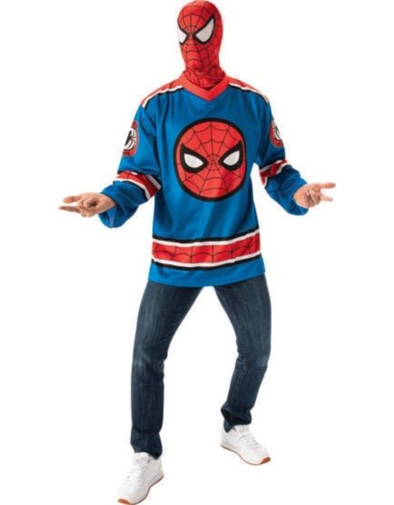Men's Spider-man Jersey Standard