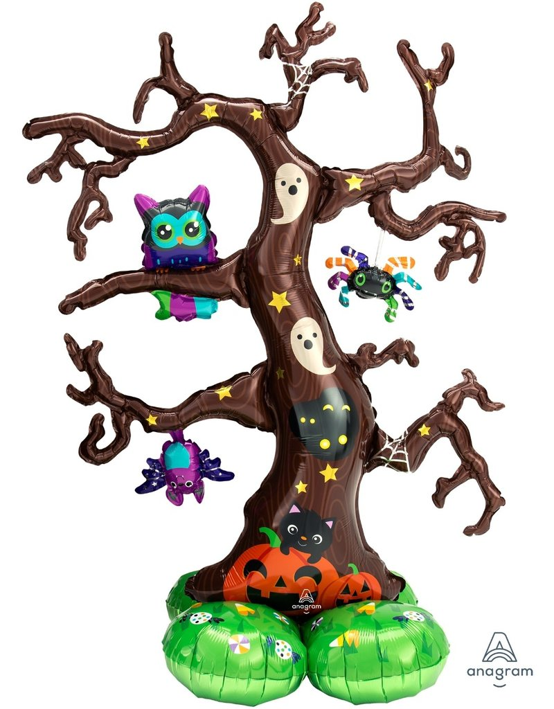 "Creepy Tree 62"" Airloonz"