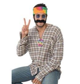 Deluxe Hippie Accessory Kit (Male)
