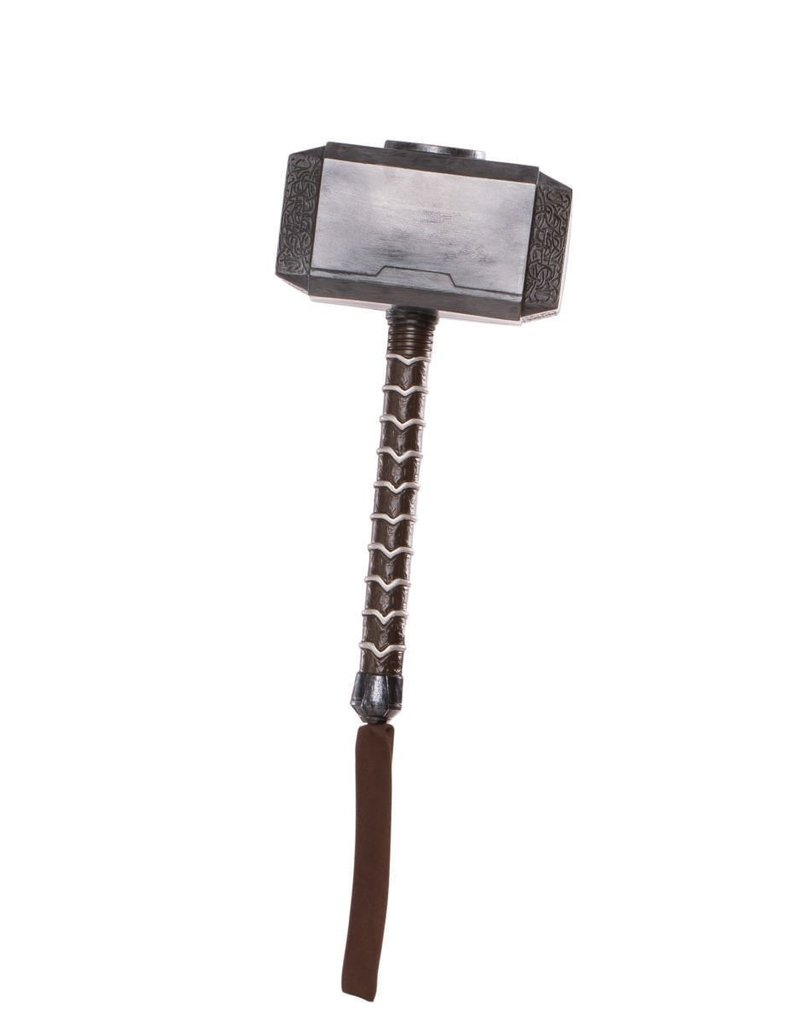 Adult Avengers: Endgame Thor Mjolnir Hammer