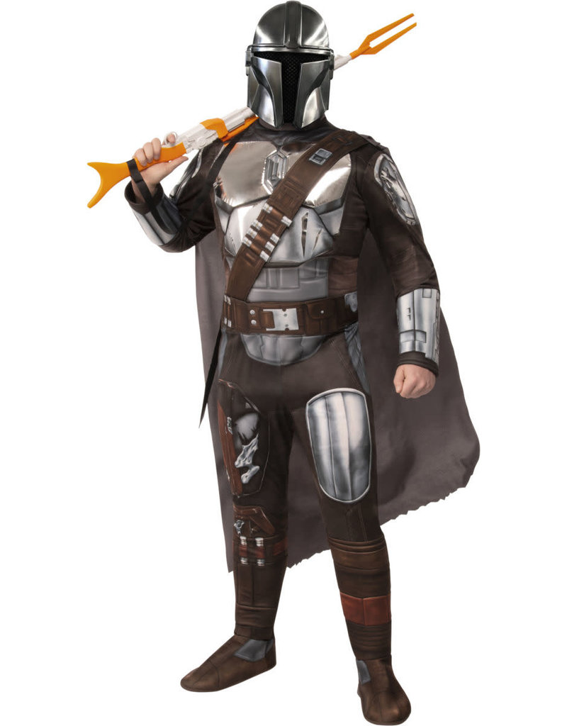 Star Wars The Mandalorian Beskar Armor Adult Costume (Extra Large)