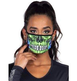 Zombie Skull Cloth Mask