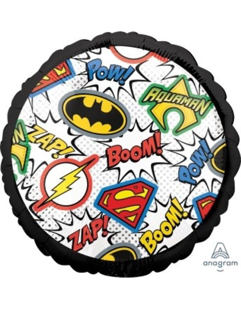Justice League Mylar Balloon