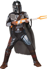 Star Wars  The Mandalorian Beskar Armor Child Costume (Large)
