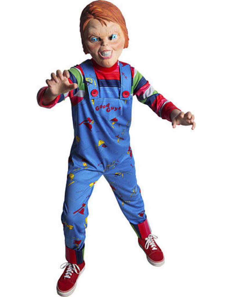 Childs Play II Chucky Child Costume (Large)