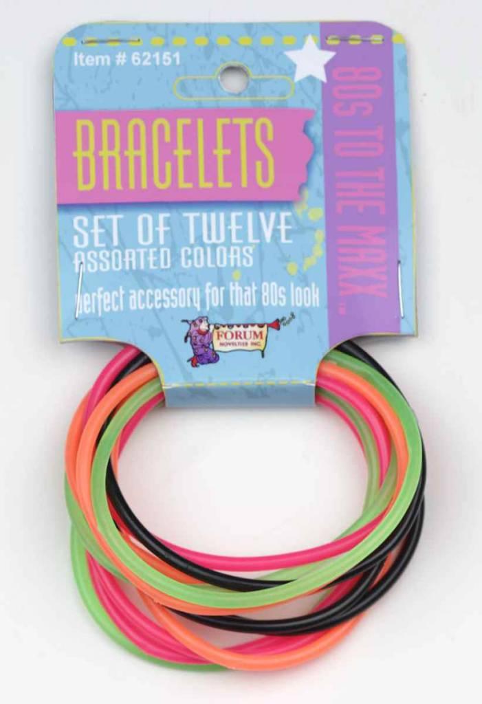 80's Bracelet Set (12)