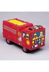 Fire Engine Pinata